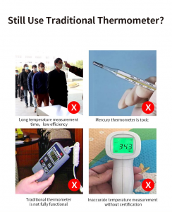 Why Use Tradisional Thermometer?